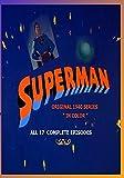 Superman 1940's 17  Theatrical Shorts Max Fleischer  1941-1943