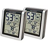 AcuRite Indoor Humidity Monitor (Pack of 2)