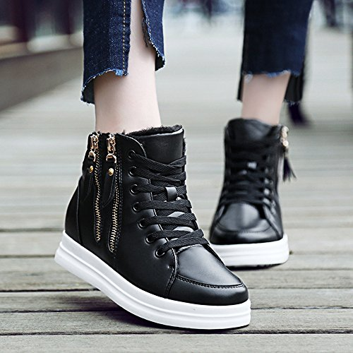 Sports Shoes Women'S Sports New Black Shoes Shoes Shoes White Platform Casual Women'S Shoes Hasag XfAxqq
