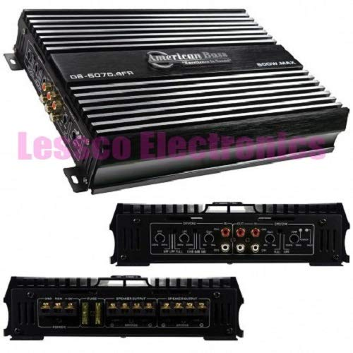 Most bought Car Amplifiers