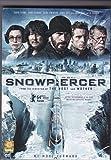 DVD Snowpiercer (Region 3) Chris Evans, Tilda Swinton, Luke Pasqualino