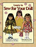 If you would like to teach a special child how to sew, this book presents a series of skills in a learning sequence that takes the new seamstress from the first use of a sewing machine through making an attractive wardrobe for a doll. The boo...