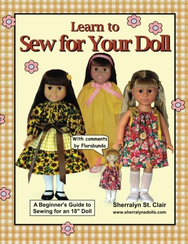 Learn to Sew for Your Doll: A Beginner's Guide