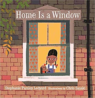 Book Cover: Home Is a Window