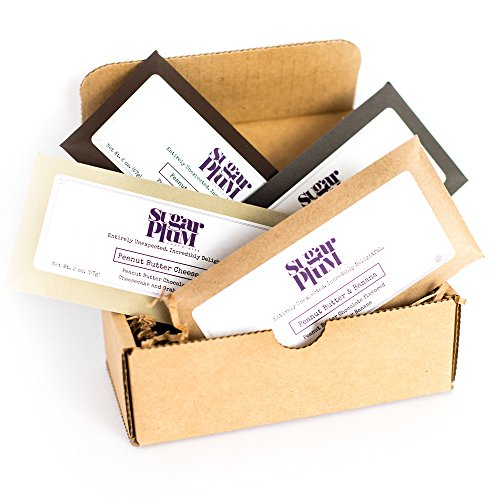 - Modern Peanut Butter Chocolate Bar Collection - 4 Pack - The perfect gourmet holiday food gift!
