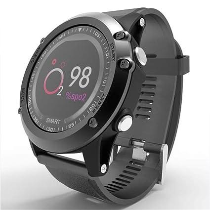 Amazon.com: FEIFEIJ Smartwatch,0.95 inch OLED Display ...