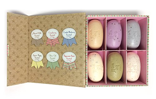 simply-be-well-organic-gift-set-of-6-moisturizing-body-soaps