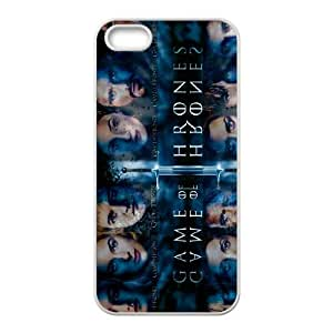 iPhone 5 5s Cell Phone Case White Game of Thrones HSO Awesome Phone Covers