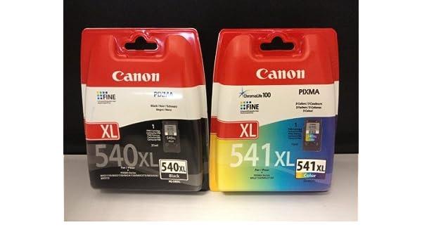2 Cartuchos de impresora original XL para Canon Pixma MG ...