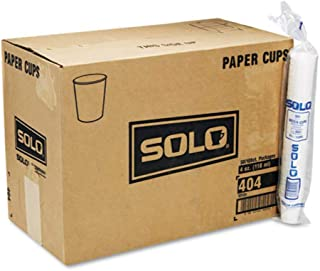 product image for SLO404CT - Solo White Paper Water Cups