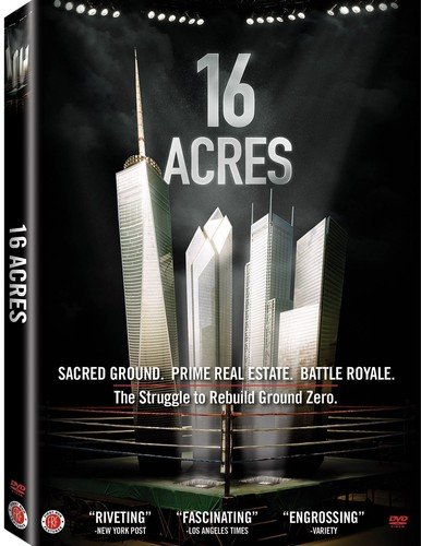 DVD : Daniel Libeskind - 16 Acres (NTSC Format)