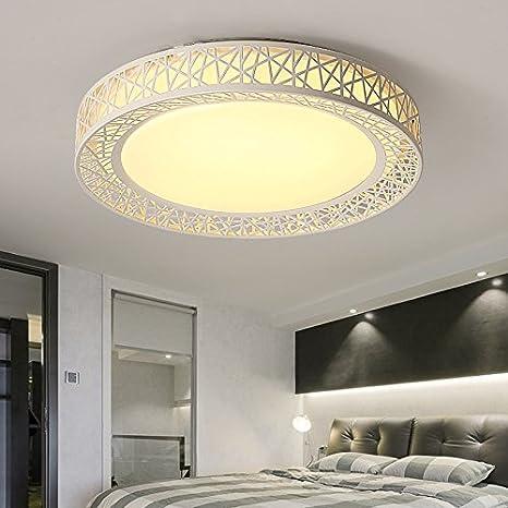 Cttsb Dormitorio Lámparas de techo luz cálida ideas llevó ...