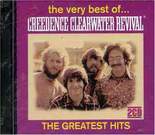 Creedence Clearwater Revival - The Very Best Of (Warner Music) - Zortam Music