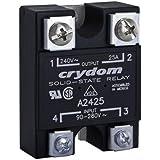 CRYDOM - D1240-10 - SSR, PANEL MOUNT, 120VAC, 32VDC, 40A