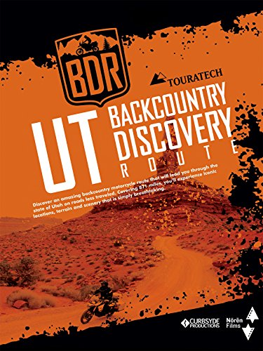 UT Backcountry Discovery Route
