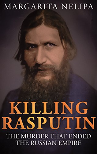 "A book about the so-called ""Mad Monk"" of Imperial Russia that lays to rest the myths and reveals the truth about one of the most controversial characters in human history.Margarita Nelipa's KILLING RASPUTIN: The Murder That Ended The Russian Empire"