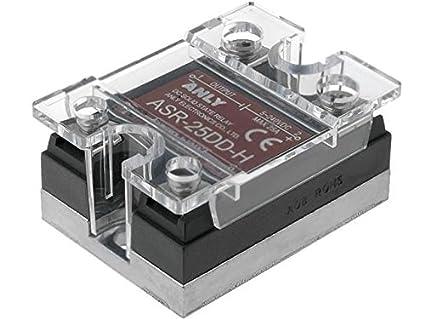 ASR-25DD-H Relay solid state Ucntrl3÷32VDC 25A 5÷240VDC Series ASR ...