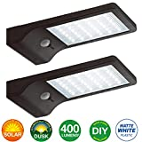 Best Gutter Solar Lights - Bonashi LED Solar Motion Sensor Light Outdoor 2 Review