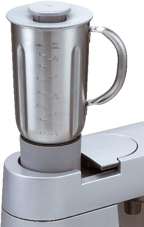 Kenwood Stainless steel liquidiser AT339, Plata - Licuadora ...