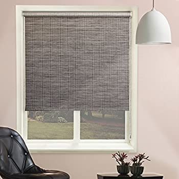 Amazoncom Chicology Continuous Loop Beaded Chain Roller Shades