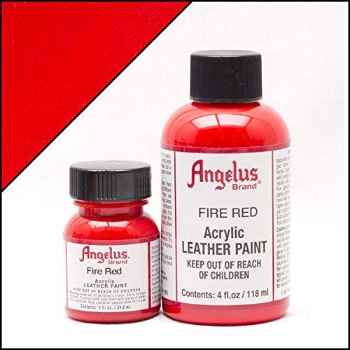 Angelus Acrylic Paint Oz Fire