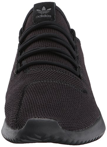 Adidas Originals Men's Tubular Shadow Sneaker, Black/White/Black, 6 Medium US