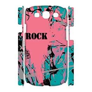 Case Of Rock & Roll Customized Hard For Case Samsung Note 3 Cover