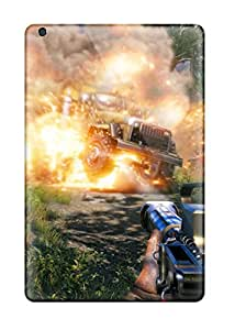New Style 9854959K87586561 High Impact Dirt/shock Proof Case Cover For Ipad Mini 3 (far Cry 4)