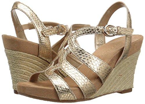 4ff31f0edf37 Aerosoles Women s Plush Plenty Wedge Sandal - Import It All