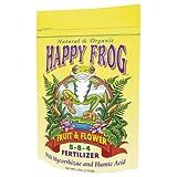 FoxFarm Happy Frog Fruit & Flower Fertilizer 4 lb (12/Cs)
