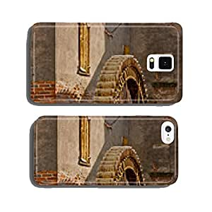 The wheel of the watermill cell phone cover case iPhone5