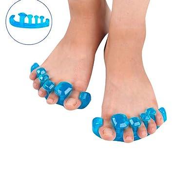 Amazon.com : silicon Toe Separators, Toe Corrector, Toe ...