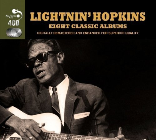 - 8 Classic Albums - Lightnin' Hopkins
