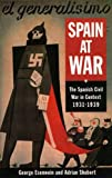 img - for Spain at War: The Spanish Civil War in Context, 1931-1939 book / textbook / text book