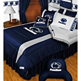 NCAA Penn State Nittany Lions - 4pc BEDDING SET - Twin/Single Size