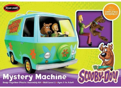 1/25 Scooby-Doo Mystery Machine, Snap NT by Polar Lights