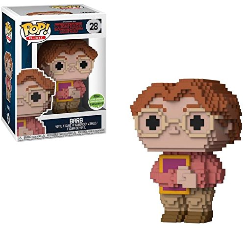 Funko POP! 8-Bit Stranger Things Barb 2018 Spring Convention Exclusive #28