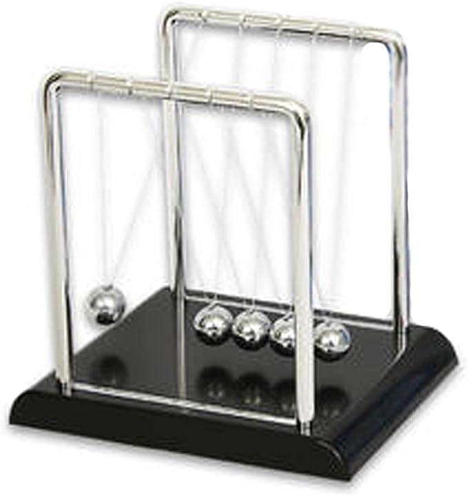 Kikkerland Executive Desktop Pendulum Decision Maker Desktop Desk Office Toy