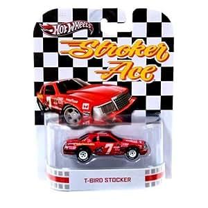 Hot Wheels Stroker Ace T-Bird Stocker Die Cast Car