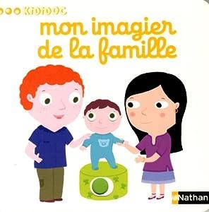 """Afficher """"Mon imagier de la famille"""""""