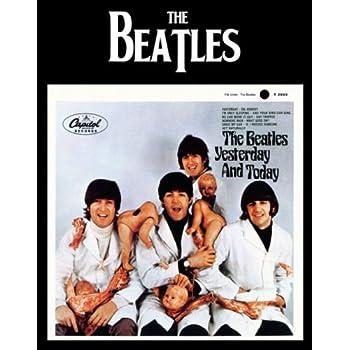 "The Beatles Butcher Cover Promo Poster Replica 14 x 11/"" Photo Print"