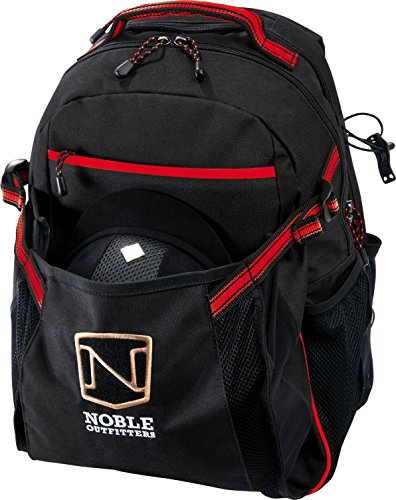 (Noble Outfitters Ringside Pack Red Equine Horse Bag)