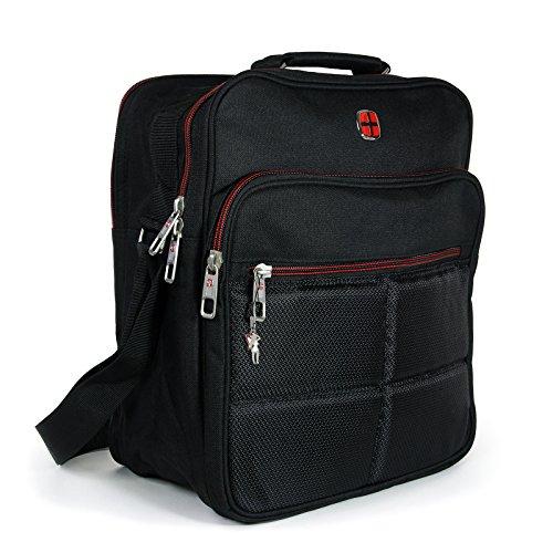 Bags Shoulder New Black Men's Bag OqwxTvf