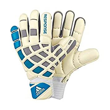 the best attitude 17978 86764 Adidas ClimaCool Response Pro Men's Goalkeeper Gloves, blue ...