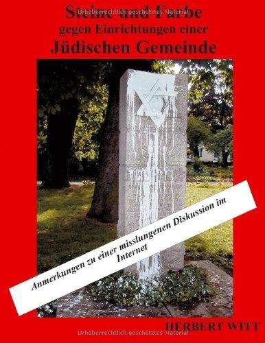 Steine und Farbe gegen Einrichtungen einer jüdischen Gemeinde
