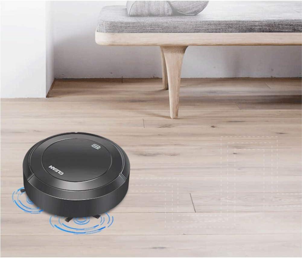 CHU Balayer Robot Aspirateur Et Mop Pet Cheveux, Tapis Et Planchers Durs,1 2