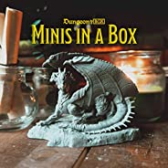 Dungeon In A Box - Minis In A Box: Monthly Subscription Box