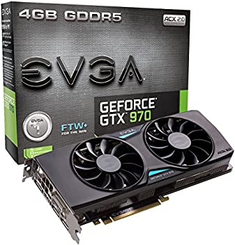 EVGA GeForce GTX 970 4GB 2.0 Video Card