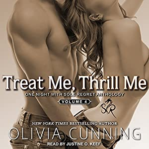 Treat Me, Thrill Me Audiobook