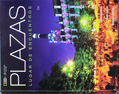 Bundle: Plazas, 5th + Merriam-Webster's Spanish-English